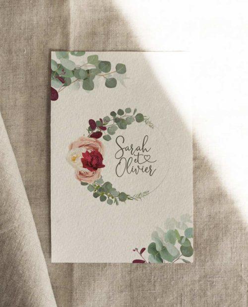 faire-part-mariage-couronne-fleurs-rustique-chic-recto