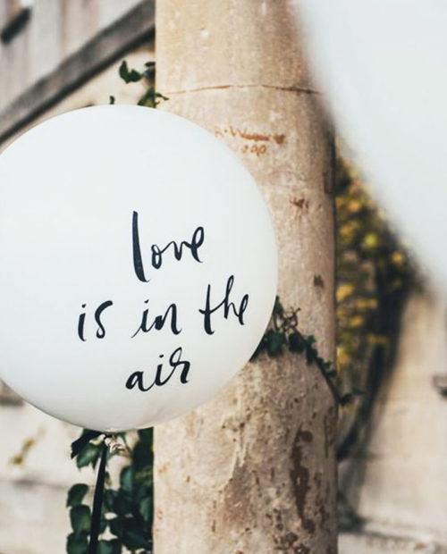 ballon-mariage-love