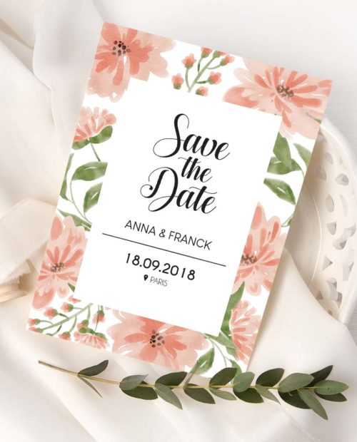 carte-save-the-date-fleurs-aquarelle