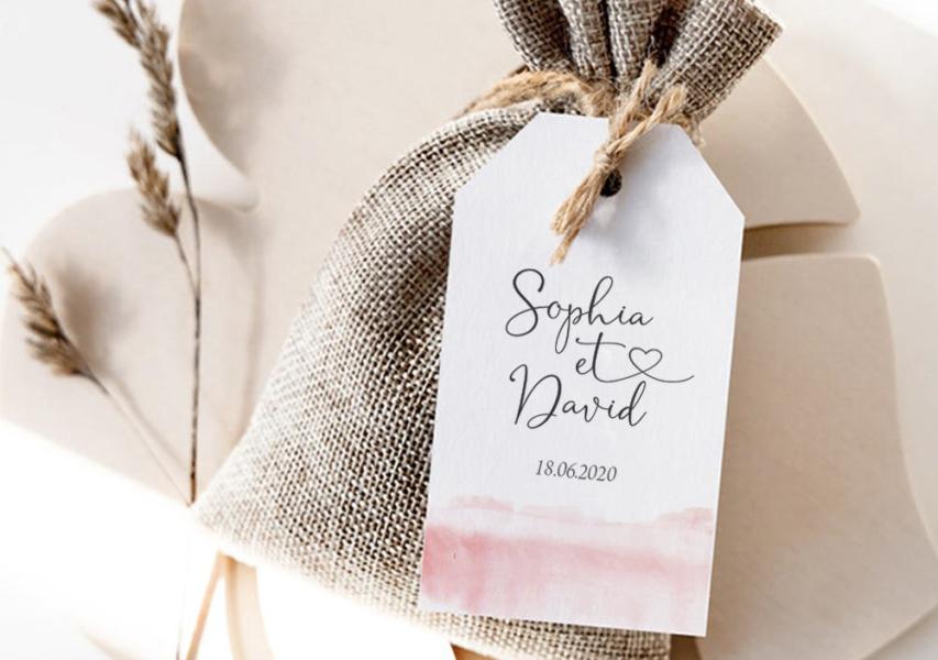 etiquette-mariage-cadeau-blush-rose
