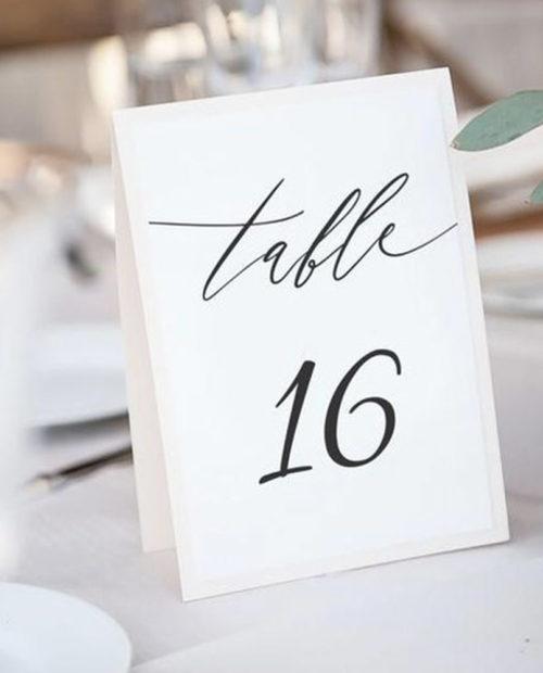 numero-table-mariage-minimaliste