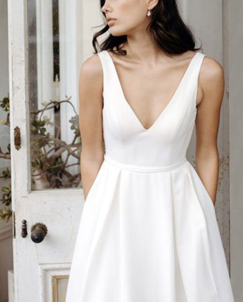 wedding-minimalist-dress